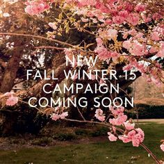 Nová kampaň podzim zima je na cestě. Těšíte se?!
