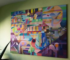 Malerei mit Wasserfarben #malerei #wasserfarben #artis #art #watercolors #netzauge