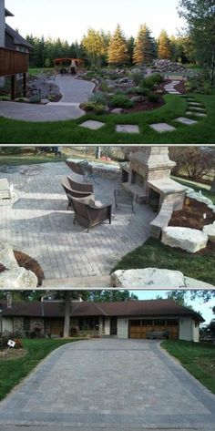 This business provides quality landscaping services focused on maintaining a clean, organized job site. They understand the importance of the minute details that give our projects that finished look.