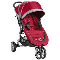 Deluxe Footmuff Red Cosy Toes Compatible with Baby Jogger City Premier