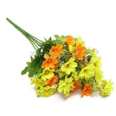 Ysber 3 big heads bouquet artificial hydrangea flower fake flowers light and softits good to be put lots fake flowers bouquets together and its perfect to exhibition junglespirit Images