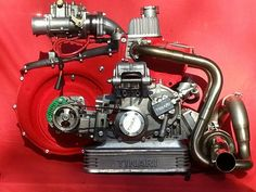 MOTORE 600cc 700cc 800cc con carburatore doppio corpo 40mm - 500automotor