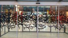 happycurio street art al seed cite internationale wall drawings 2