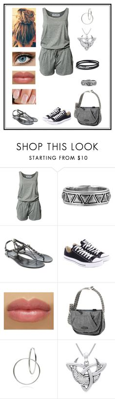 """Untitled # 385"" by binasa87 ❤ liked on Polyvore featuring Vero Moda, House of Harlow 1960, Balenciaga, Converse, Keen Footwear, Carolina Glamour Collection and David Yurman"