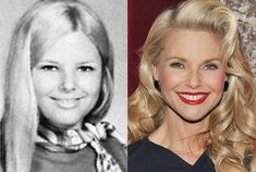 Christie Brinkley—Then and Now