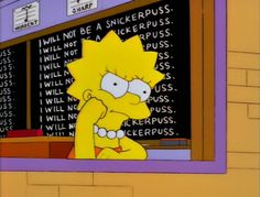 lisa simpson images, image search, & inspiration to browse every day. Simpson Wallpaper Iphone, Cartoon Wallpaper, Iphone Wallpaper, Cartoon Icons, Cartoon Memes, Cartoons, The Simpsons, Simpsons Meme, Vintage Cartoon