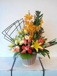 Gio hoa tang ban, hoa sinh nhat Liên hệ đặt hàng Hotline: 0988 903 205 - 0984 08 1332 Web: http://www.dienhoa360.com/hoa-gi%E1%BB%8F.html