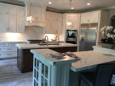 Neolith Calacatta Silk from our Tulsa location