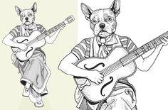 Ai Wi - Die Illustratoren von KINKY ILLUSTRATORS - Agentur für Illustration, Storyboard, Moodboards