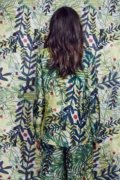 Eleonora Carisi, jungle prints