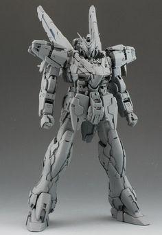 GUNDAM GUY: MG 1/100 V2 Gundam Ver. Ka - Awesome Customized Build [Updated 3/15/16]