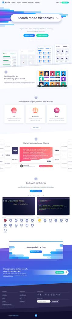 Algolia - The Most Reliable Platform for Building Search