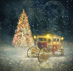 ❄ 20 Magical, Snowy, Animated Christmas Scenes To Start Getting You In The Holiday Mood — Style Estate Merry Christmas Wallpaper, Merry Christmas Pictures, Christmas Scenery, Merry Christmas Images, Beautiful Christmas Trees, Christmas Music, Christmas Greetings, Christmas Christmas, Animated Christmas Pictures