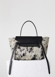 Small Belt Bag in Cow Skin - Fall / Winter Collection 2015 | CÉLINE