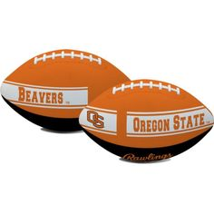 Rawlings Oregon State Beavers Hail Mary Youth Football