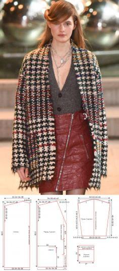 El patrón de la chaqueta del tweed | las pokroyka.ru-lecciones del corte y la costura