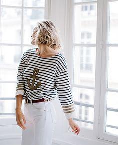 20-lookbook adenorah La Brand Boutique mariniere Leon and Harper1