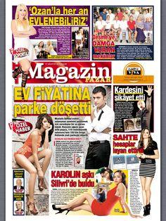 HaberTürk Magazin 17.08.2014