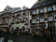 Triberg, Germany  Bought our Grandfather Clock here