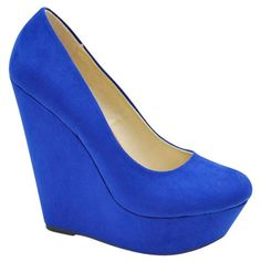 Blue suede shoes nice!!!!!!