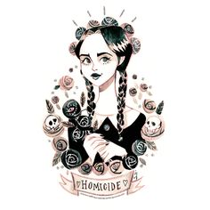 sibyllinesketchblog:  You can find this illustration in my Society6 shop :) Plus there is a pretty cool promotion today: free shipping + $5 off! *Click*!
