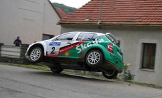 Rally Racing - Skoda Fabia