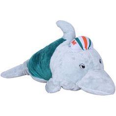Miami Dolphins Mascot Pillow Pet