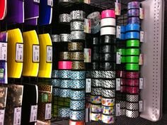 Duct Tape!!!