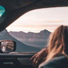 Passenger seat views