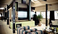 Wohnbereich #architecture #wood #interior #chalet Architekt: Holzbox Tirol; Foto: Umfeld Concept GmbH