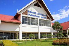 Aeropuerto de Savannakhet http://www.vietnamitasenmadrid.com/laos/aeropuerto-savannakhet.html