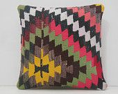 knitted throws pillow 18x18 DECOLIC chair cushion sofa easter pillows organic throw pillows needlepoint pillow pink 14829 kilim pillow 45x45
