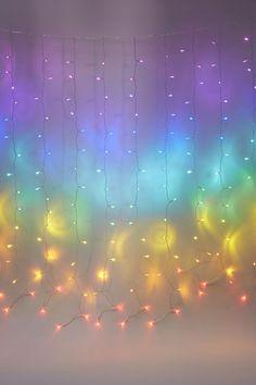Cascading Lights - TYPO