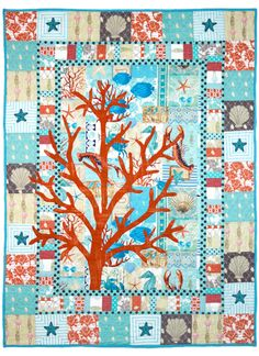 By The Sea Quilt