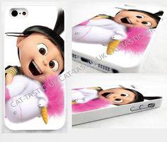 case,cover fits iPhone models DESPICABLE ME,MINION/AGNES/Unicorn,minions,cute