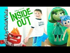 Inside Out! Behind the Scenes with HobbyPig + HobbyFrog and HobbyBaby Ho...