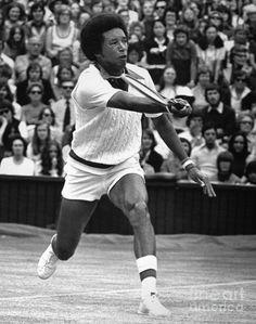 Arthur Ashe (1943-1993) #tennis