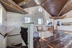 Old silo turned into a loft home