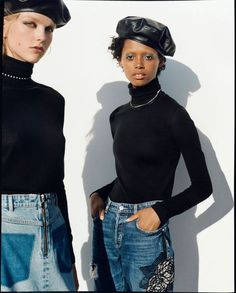 3a18ee44c8 Denim Fall 2017 (Zara) Denim Fashion, High Fashion, Denim Editorial,  Editorial
