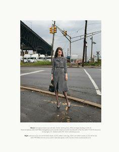 Alana Zimmer - Telegraph Magazine - November 2013