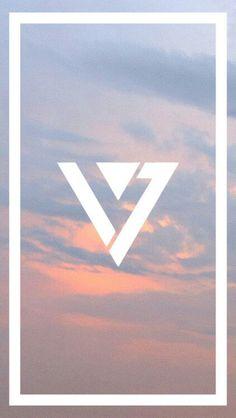 Seventeen logo wallpaper