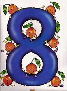 Фото, автор murzilka1019 на Яндекс.Фотках Farm Animals Preschool, Numbers Preschool, Math Numbers, Preschool Worksheets, Letters And Numbers, Math For Kids, Lessons For Kids, Math Lessons, Math Games