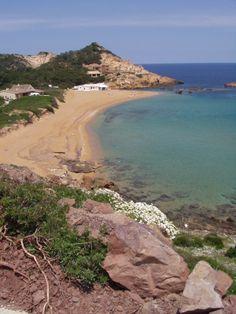 Menorca - Cala Pregonda - Menorca-web.de