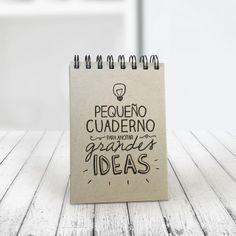 Gorsh.net | Anotador Pequeño Cuaderno