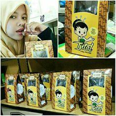Saya menjual Intel Intip Lapis coklat seharga Rp15.000. Dapatkan produk ini hanya di Shopee! http://shopee.co.id/toserdas/3657969 #ShopeeID
