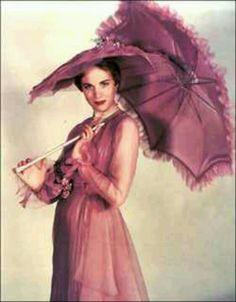 Julie Andrews- My Fair Lady