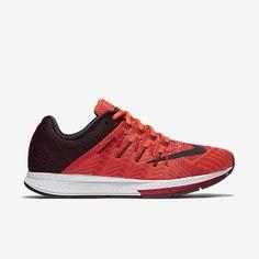 Nike Air Zoom Elite 8 Mens Running Shoes 15 Bright Crimson Black Red 748588 600 #Nike #RunningCrossTraining