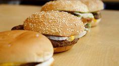 McDonalads Style McAloo Tikki Recipe   How To Make Burger   My Kitchen M...