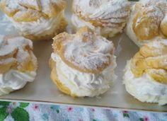 Recept od uznávané cukrářky: Famózní větrníky s vanilkovým krémem, které se mi vždy vydaří!