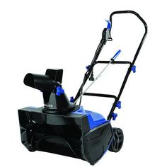 Snow Thrower Blower Electric Snowblower Driveway Sidewalk Walkways NEW #SnowJoe